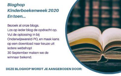 Bloghop Kinderboekenweek 2020!